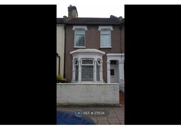 Thumbnail 3 bed terraced house to rent in Sherrard Road, Forest Gate