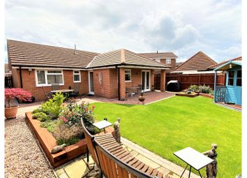 Thumbnail 2 bed bungalow for sale in Peregrine Rise, Anstey Heights