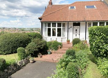 Thumbnail 4 bedroom bungalow for sale in West Road, Newcastle Upon Tyne