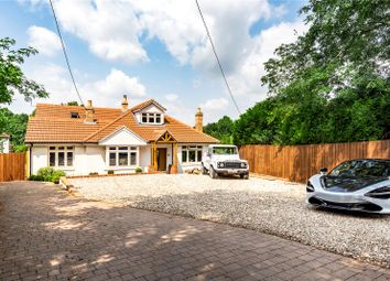 Thumbnail 4 bed bungalow for sale in Upper Widhill Lane, Blunsdon