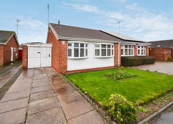 Thumbnail 2 bed semi-detached bungalow for sale in Exeter Close, Ernesford Grange, Coventry