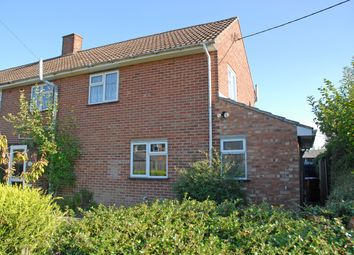 Thumbnail 3 bed semi-detached house for sale in Plantation Way, Battisford, Stowmarket