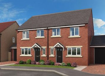 "Thumbnail 3 bedroom property for sale in ""The Larch At High Farm"" at Off Trunk Road, Normanby, Middlesbrough"