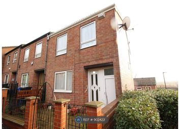 Thumbnail 3 bed end terrace house to rent in Castledine Croft, Sheffield