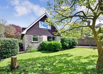 Thumbnail 4 bed detached bungalow for sale in Recreation Ground Road, Newport, Isle Of Wight