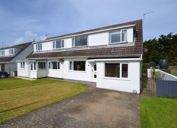 Thumbnail 3 bed semi-detached bungalow for sale in St. Brides View, Roch, Haverfordwest