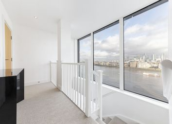 2 bed flat to rent in Canary View, 23 Dowells Street, New Capital Quay, Greenwich, London SE10
