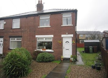 Thumbnail 3 bed semi-detached house for sale in Swinnow Crescent, Stanningley, Pudsey
