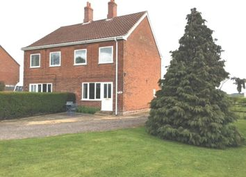 Thumbnail 3 bedroom semi-detached house to rent in Dunham Road, Necton, Swaffham