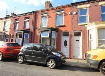 Thumbnail 3 bedroom terraced house for sale in Grosvenor Road, Wavertree, Liverpool
