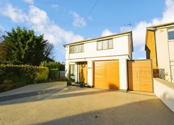 Thumbnail 4 bedroom detached house for sale in Bournes Green Catchment, Shoebury Road, Thorpe Bay