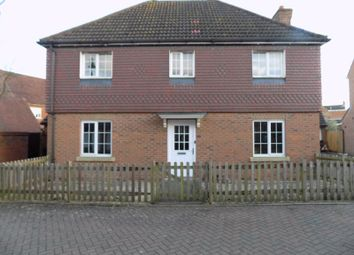 Thumbnail 4 bedroom detached house to rent in Orlestone View, Hamstreet, Ashford