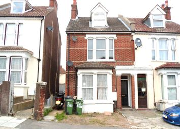 Thumbnail 1 bed flat to rent in Essex Road, Dartford