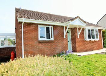 Thumbnail 2 bed detached bungalow for sale in Hescane Park, Cheriton Bishop, Exeter