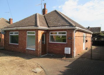 Thumbnail 2 bed bungalow to rent in Boyces Road, Wisbech