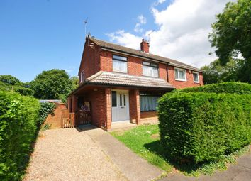 Thumbnail 3 bed semi-detached house for sale in Maltkiln Lane, Brant Broughton, Lincoln