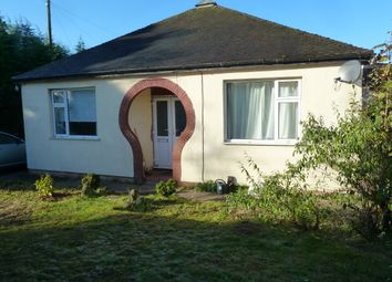 Thumbnail 3 bed detached bungalow for sale in Coton Road, Penn, Wolverhampton