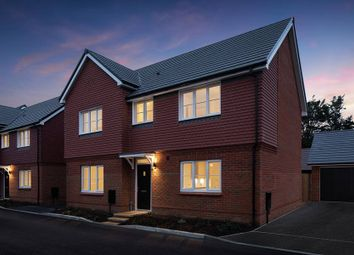 """Thumbnail 4 bed detached house for sale in """"The Larchford - Plot 275, 276"""" at Roundstone Lane, Angmering, Littlehampton"""