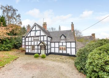 Thumbnail 4 bed detached house for sale in The Cottage, Church Street, Prees, Shropshire