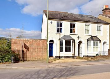 Thumbnail 3 bed semi-detached house for sale in Lesbourne Road, Reigate, Surrey