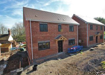 Thumbnail 3 bed detached house for sale in Holyhead Road, Oakengates, Telford