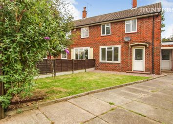 Thumbnail 2 bed semi-detached house to rent in Percival Drive, Stockton Brook, Stoke-On-Trent