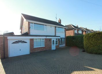 Thumbnail 5 bed detached house to rent in Park View, Sharnford, Hinckley