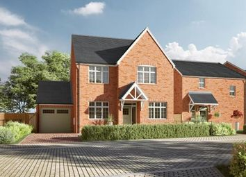 Thumbnail 4 bed detached house for sale in Broadmeadow Park, Abby Road, Sandbach