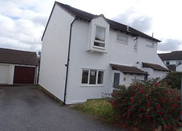 Thumbnail 3 bed semi-detached house to rent in Rollestone Crescent, Exeter