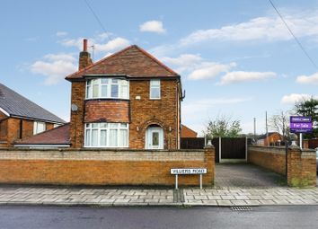 Thumbnail 4 bed detached house for sale in Villiers Road, Mansfield
