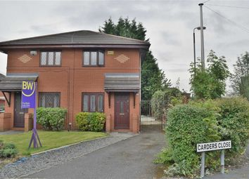 Thumbnail 2 bedroom semi-detached house for sale in Carders Close, Leigh, Lancashire