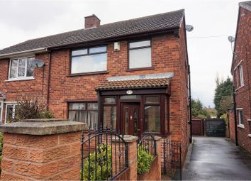 Thumbnail 3 bed semi-detached house for sale in St. Marys Road, Doncaster