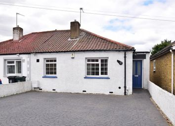 Thumbnail 3 bed semi-detached bungalow for sale in Bayly Road, Dartford, Kent