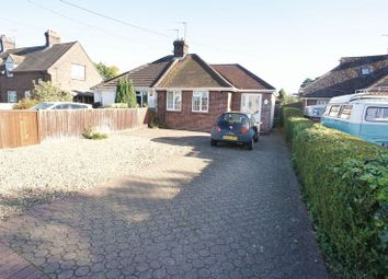 Thumbnail 3 bed bungalow for sale in Church Road, Thorrington, Colchester