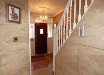 Thumbnail 3 bed semi-detached house for sale in Hazelwood Road, Bush Hill Park, Enfield, London