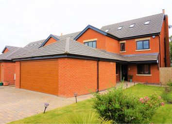 Thumbnail 5 bedroom detached house for sale in Pennington Close, Crawford Village
