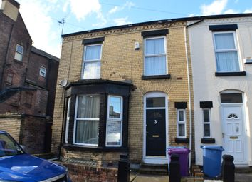 Thumbnail 5 bedroom terraced house to rent in Barrington Road, Smithdown, Liverpool