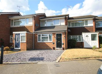 Thumbnail 2 bed terraced house for sale in Bois Hall Road, Addlestone, Surrey
