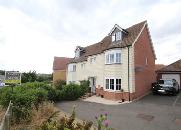 Thumbnail 4 bed semi-detached house for sale in Partridge Close, Stowmarket