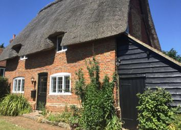 Thumbnail 2 bedroom cottage to rent in Clifton Hampden, Oxfordshire