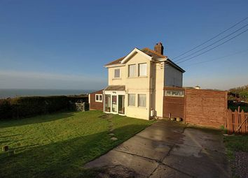 Thumbnail 4 bedroom detached house for sale in The Leas, Peacehaven