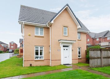 Thumbnail 3 bed end terrace house for sale in Clarence Crescent, Clydebank