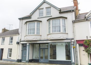 Thumbnail 3 bed flat for sale in West Street, Fishguard