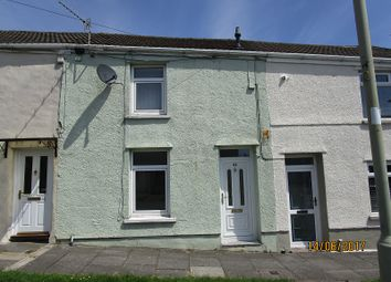 Thumbnail 2 bedroom terraced house to rent in Grove Street, Maesteg, Bridgend. 0Hy, Available Soon