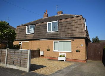 Thumbnail 3 bed semi-detached house for sale in Pepper Road, Calverton, Nottingham