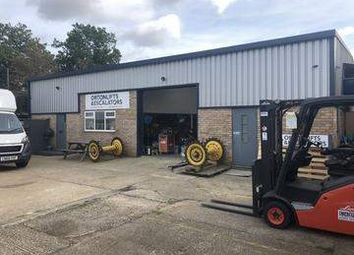 Thumbnail Industrial for sale in Bridgefields, Welwyn Garden City