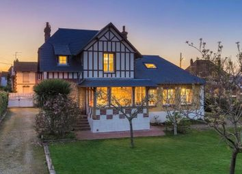 Thumbnail 5 bed property for sale in House 700M From The Beach, Villers-Sur-Mer, Normandy, Normandy, France