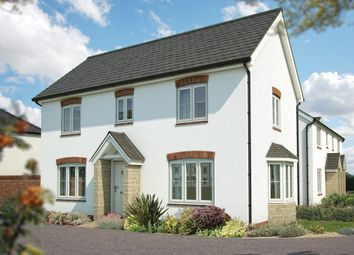 "Thumbnail 3 bed detached house for sale in ""The Spruce"" at Town Steps, West Street, Tavistock"