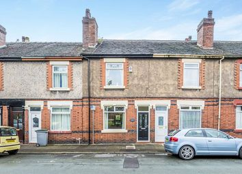 Thumbnail 3 bedroom terraced house for sale in Yeaman Street, Stoke-On-Trent