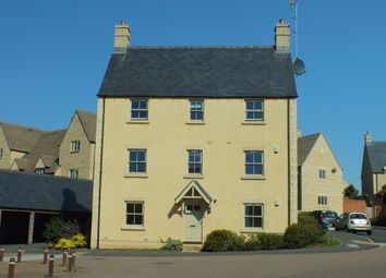 Thumbnail 2 bed flat for sale in Cross Close, Cirencester